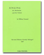 William Vennard - The mechanism and technique of singing